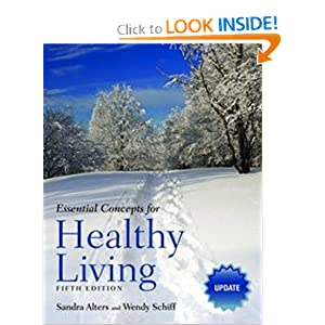 Essential Concepts for Healthy Living Update, Fifth Edition [Paperback]