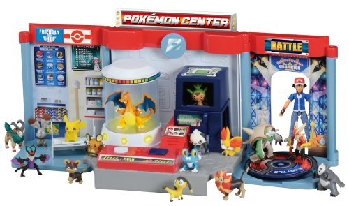 Pokemon-Center-XY-Monster-Collection