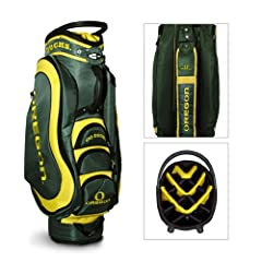 Brand New Oregon Ducks NCAA Cart Bag - 14 way Medalist by Things for You
