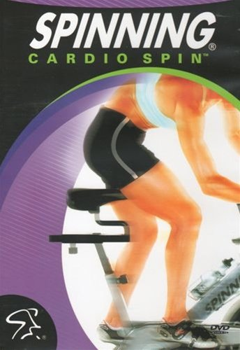 Spinning Cardio Spin DVD Mark Selden - Region 0 Worldwide
