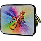 Amzer 7.75 Inch Neoprene Sleeve - Colour Blur For Amazon Kindle Fire HD, Samsung Galaxy Tab 3 7.0 GT-P3200