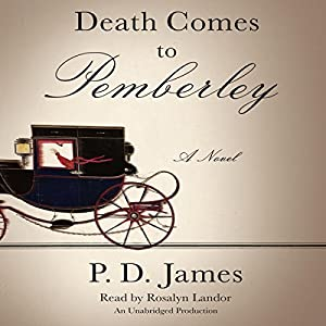 Death Comes to Pemberley Audiobook