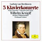 Beethoven: 5 Piano Concertos (3 CD's)