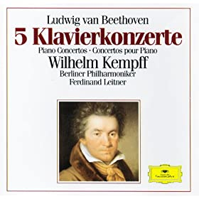 Beethoven: Piano Concerto No.3 in C minor, Op.37 - 3. Rondo. Allegro - Cadenza: Wilhelm Kempff