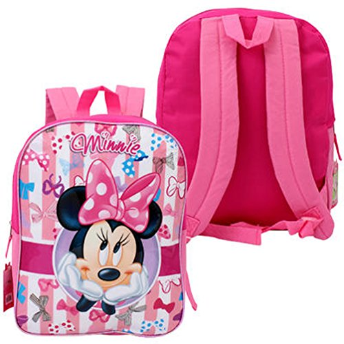 Disney Minnie Mouse Backpack - 15