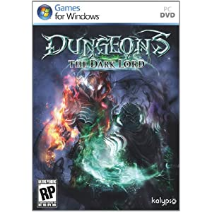 Dungeons: the Dark Lord Video Game for Windows