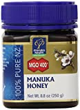 MGO 400+ MANUKA HONEY 100% Pure by Manuka Health New Zealand Ltd. - 8.8oz jar