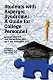 img - for Students with Asperger Syndrome: A Guide for College Personnel book / textbook / text book