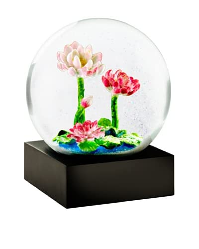 CoolSnowGlobes Monet Water Lilies Snow Globe