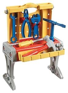 Amazon.com: Bob the Builder Transforming Workbench: Toys & Games