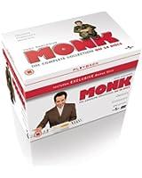 Monk - Season 1-8 Complete [DVD] [2002]