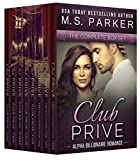 img - for Club Prive Complete Series Box Set: Alpha Billionaire Romance book / textbook / text book
