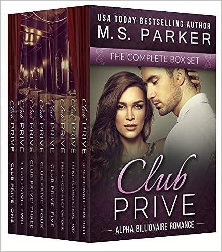 99¢ – Club Prive Complete Series Box Set: Alpha Billionaire Romance