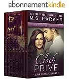 Club Prive Complete Series Box Set: Alpha Billionaire Romance (English Edition)