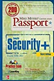 img - for Mike Meyers' CompTIA Security+ Certification Passport, Third Edition (Exam SY0-301) (Mike Meyers' Certficiation Passport) by Samuelle, T. J. (2011) Paperback book / textbook / text book