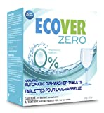 Ecover Automatic Dishwashing Tablets Zero, 25 Count