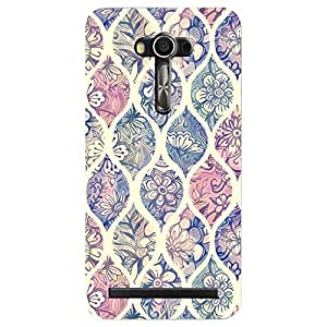 Asus Zenfone 2 Laser peperoni Printed Back Cover