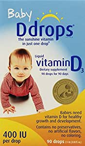 Baby Ddrops® 400 Iu 90 Drops Pack of 2