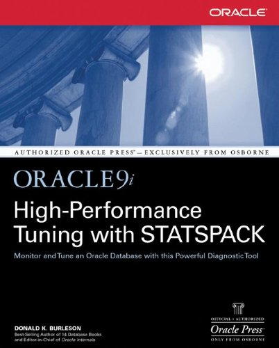 Oracle9i High-Performance Tuning with STATSPACK (Oracle Press)