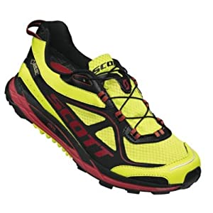 Scott Nakoa Trail Gtx Running Shoe Yellow / Red, Y