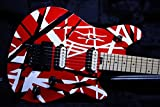 EVH Wolfgang Special Striped Limited 60 ランキングお取り寄せ