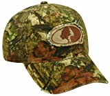 Mossy Oak Hunting Cap, Infinity with Tree Logo