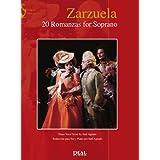 VARIOS - Zarzuela: 20 Romanzas para Soprano y Piano (Aguado)