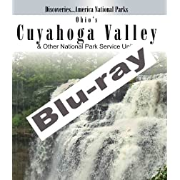 Discoveries...America National Parks: Ohio's Cuyahoga Valley & Other National Park Service Units [Blu-ray]