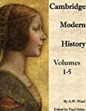 img - for Cambridge Modern History volumes 1-5 book / textbook / text book