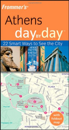 Frommer's Athens Day by Day (Frommer's Day by Day - Pocket)