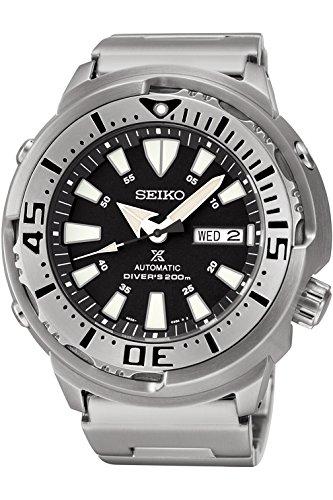 SEIKO SRP637K1,Men's Prospex,Automatic Diver,Stainless steel case & Bracelet,200m WR,SRP637