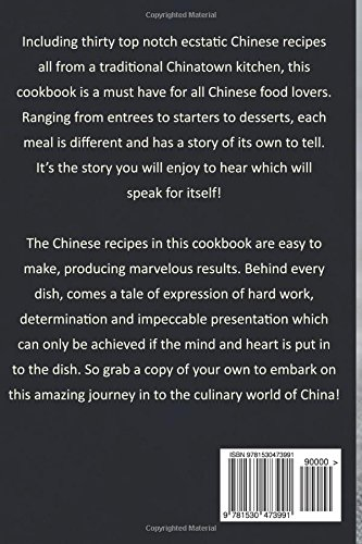 Chinatown Kitchen: Your Very Own Chinese Cookbook for Delicious Chinese Recipes