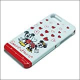 ディズニー☆iPhone5用バックパネル/LOVEミッキー