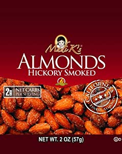 Madi Ks Hickory Smoked Almonds 2-ounce Bags Pack Of 36 from Madi K's