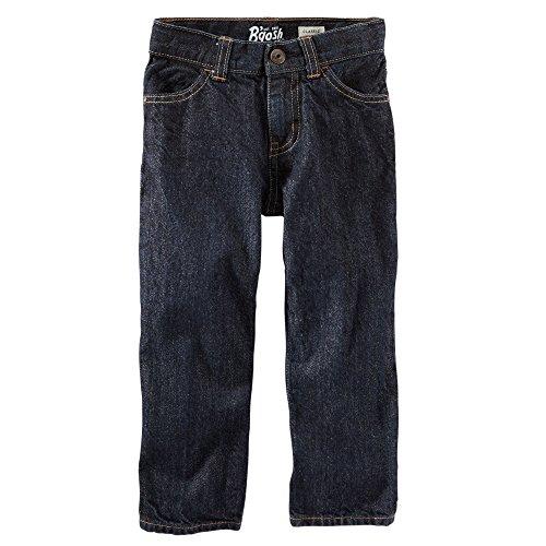 Oshkosh B'gosh Baby Boys' Clasic Jeans Dark Rinse (24 Months)