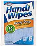 Handi Wipes, Heavy Duty Reusable Cloths, 3-Count Packages (Pack of 18)