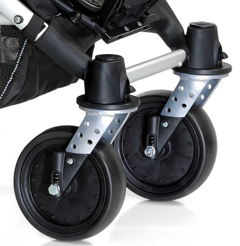 Trends For Kids Joggster X City Wheels, Black - 1