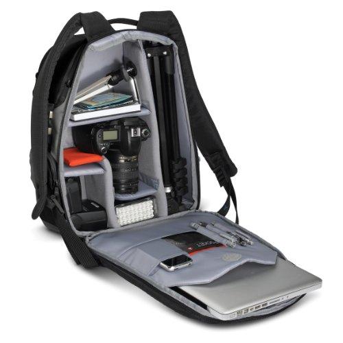 Manfrotto カメラリュック STILE 6.5L 三脚装着可能 ブラック MB SB390-5BB
