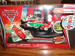 Spin Master Ltd Disney Pixar Cars 2 Francesco Bernoulli Air Hogs R/C at Sears.com