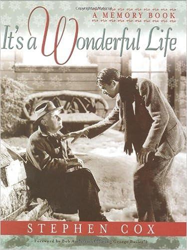 It 39 S A Wonderful Life And Dimitri Tiomkin 39 S Memorable Film Score