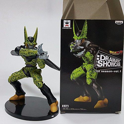 Dragon Ball Z Figures DXF Cell Dramatic Showcase PVC 180mm Dragon Ball Z Action Figure Model Toys (Dragon Ball Z Tenkaichi 3 Wii compare prices)