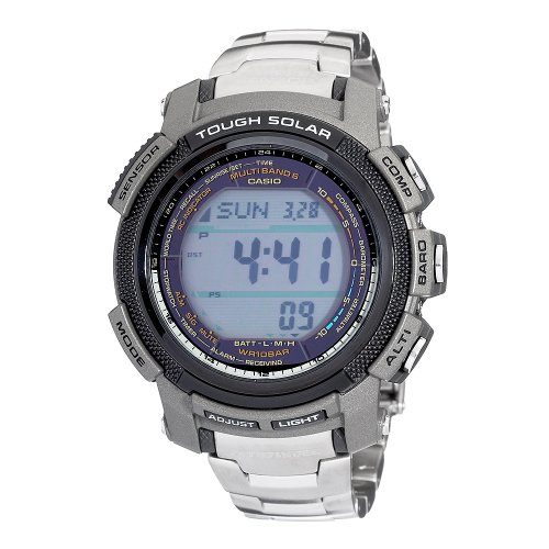 Casio Men's PAW2000T-7CR Pathfinder Digital Multi-Function