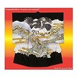 お宮参り 着物 正絹の男の子の着物(初着・産着)「黒地、鷹にエ霞」MSK02