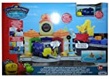 Chuggington Interactive Brewster and Vee's Roundhouse Playset