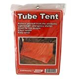 Tube Tent Emergency Shelter, Weather Protection, Emergency Zone Brand