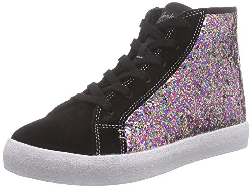Clarks Brill Fun Jnr - Sneaker ragazza, multicolore, 35