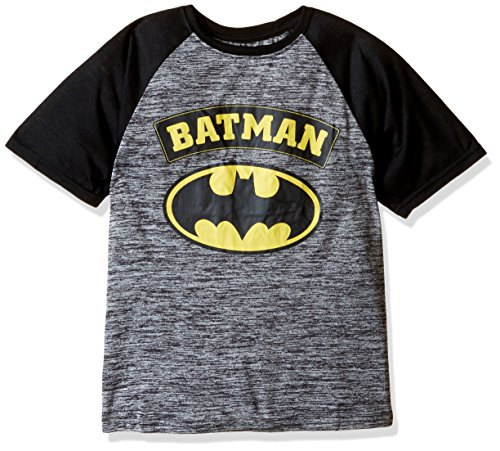Warner Brothers Boys' Batman Versus Superman Raglan Tee Shirt at Gotham City Store