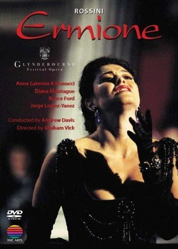 Ermione: Glyndebourne Festival Opera (Davis) [DVD] [2011] [NTSC]