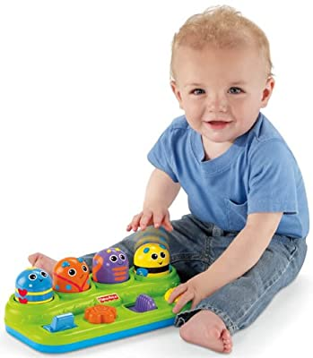 Fisher-Price Brilliant Basics Boppin Activity Bugs by Fisher-Price that we recomend personally.