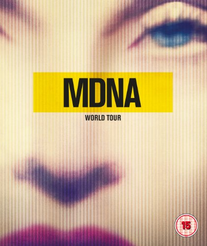 Madonna – The MDNA Tour (2012) Blu-ray ISO + BDRip 720p/1080p